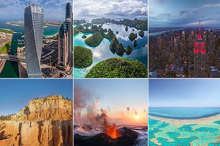 The best footage by AirPano. Part I