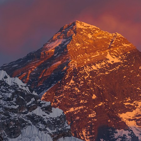 Everest, Himalayas, Nepal, Part II, December 2012
