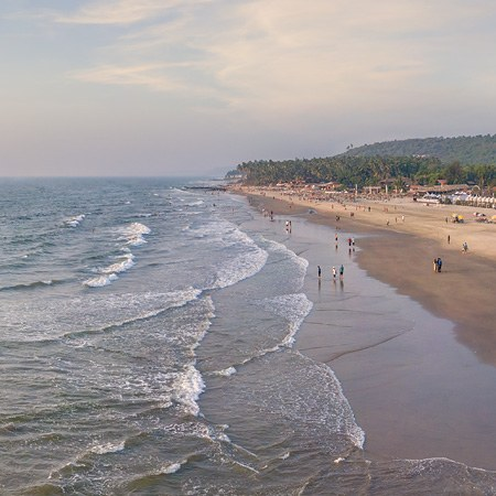 North Goa, India. Part II