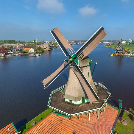 Holland. Windmills