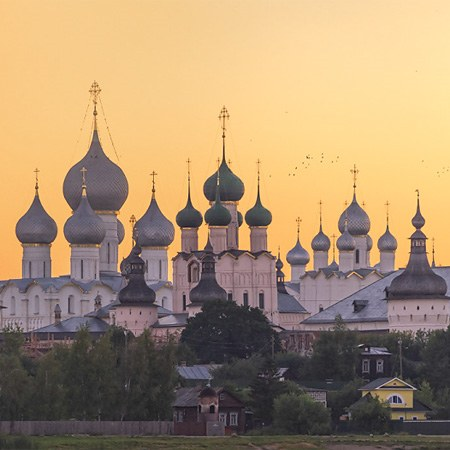 Golden Ring of Russia, Rostov the Great