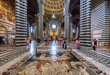 Inside the Siena Cathedral #1