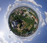 St. Andrew's Church. Planet