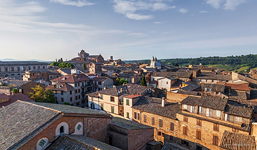 Bird's eye view of Orvieto #5