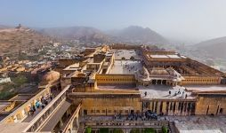 Amer Fort, or Amer Palace #8