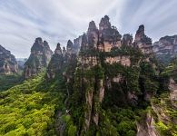 Zhangjiajie National Forest Park #16