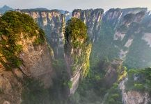 Zhangjiajie National Forest Park #17