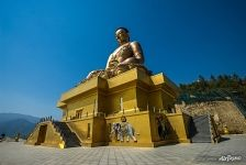 Budda Point, Thimphu, Bhutan
