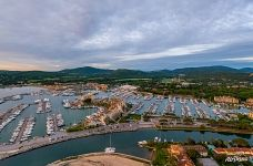 In the Port Grimaud