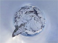 Switzerland, the Matterhorn Planet