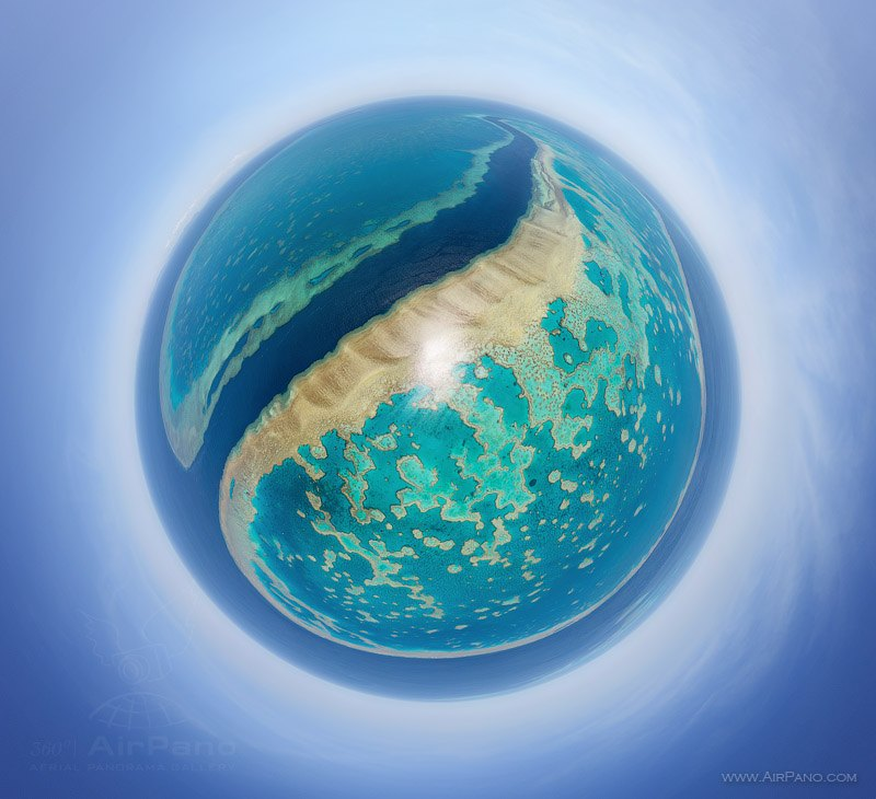 Planet Great Barrier Reef