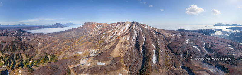 Death Valley, Kamchatka, Russia