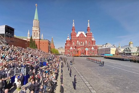 2015 Moscow Victory Day Parade