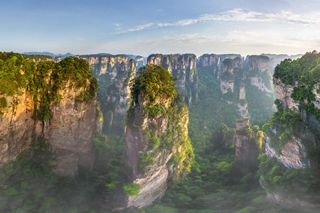 Zhangjiajie National Forest Park (Avatar Mountain), China