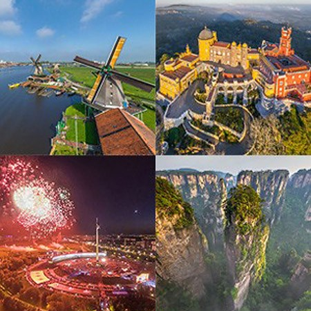 The best panoramas made by AirPano in 2016