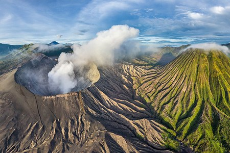 Bromo volcano, Java, Indonesia