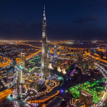 Dubai, the best
