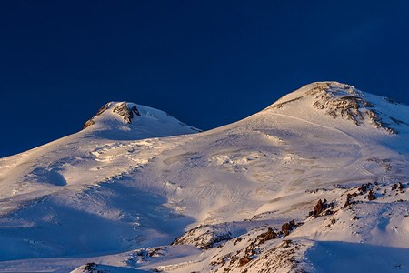 Mount Elbrus, Russia. Part II