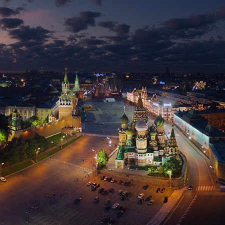 Moscow, the best