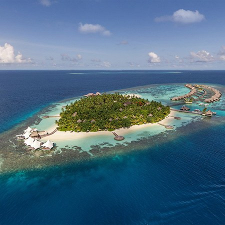 Maldives. W Retreat & Spa