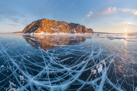 Lake Baikal, Magical Ice