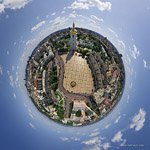 Sophia Cathedral. Planet