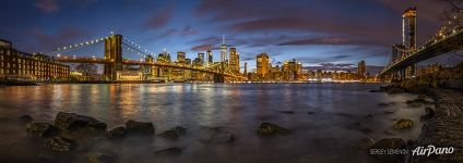 East River Panorama
