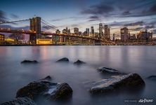 East River, Brooklyn Bridge