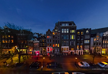 Red Light District. Amsterdam, Netherlands