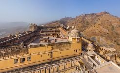 Amer Fort, or Amer Palace #7