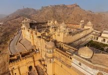 Amer Fort, or Amer Palace #1