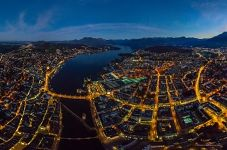 Lucerne at night #3