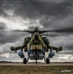 The Mil Mi-28 (NATO reporting name