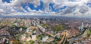 Above Jakarta Business District