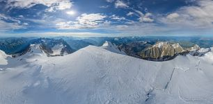 Top of the Mont Blanc