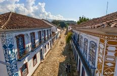 Houses of Paraty