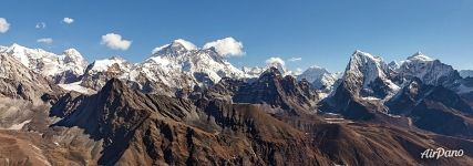Everest from the Gokyo Valley