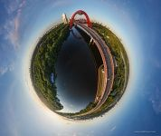 Zhivopisniy Bridge. Planet