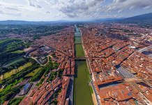 Over the Arno River #2