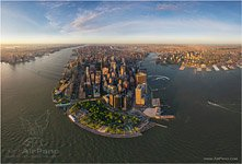 USA, New-York, Manhattan. «Financial District»